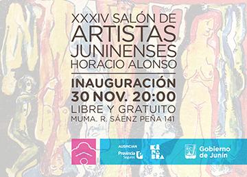 Artistas Juninenses Inauguración 30 de noviembre