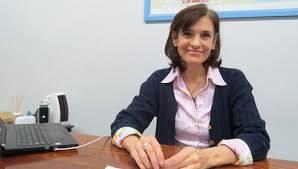 En la imagen se observa a la Dra. Fabiana Mosca, secretaria de salud del municipio.